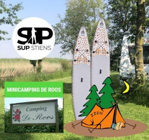 Suppen en overnachten op camping in Friesland
